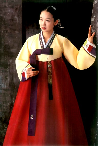 Hanbok korean tranditional dress hanbok is most well known for simple